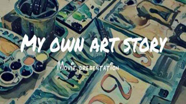 【活動資訊 | 我的藝術故事影像展】