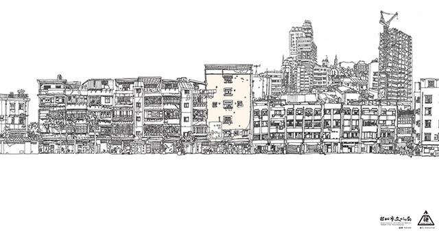 【 展覽資訊|非典型台北觀察學:都市畫畫人與他們的幻覺】