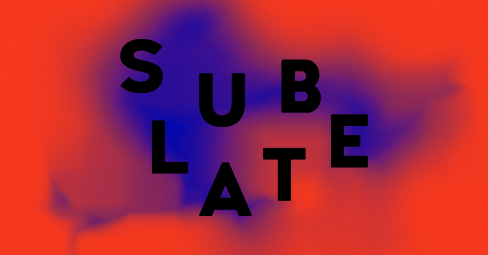 【活動資訊|SUBLATE 】