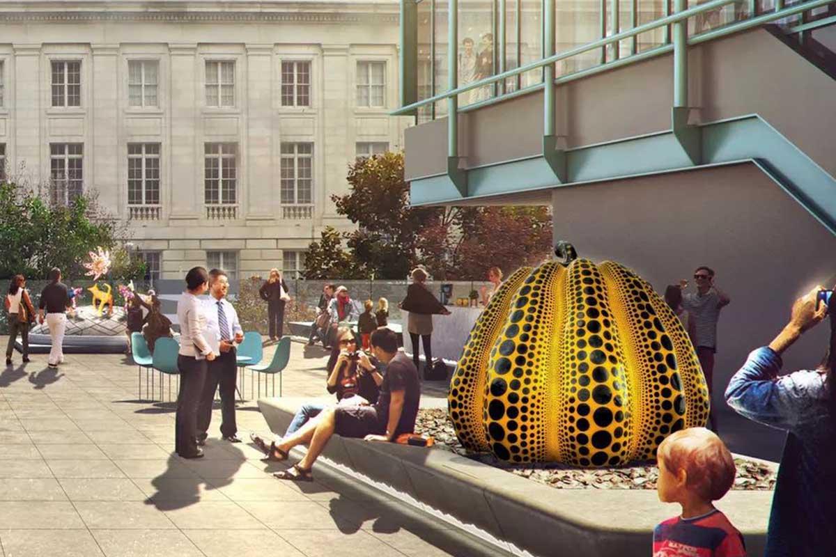 【舊金山亞洲藝術博物館新館預計2020年4月完工 】