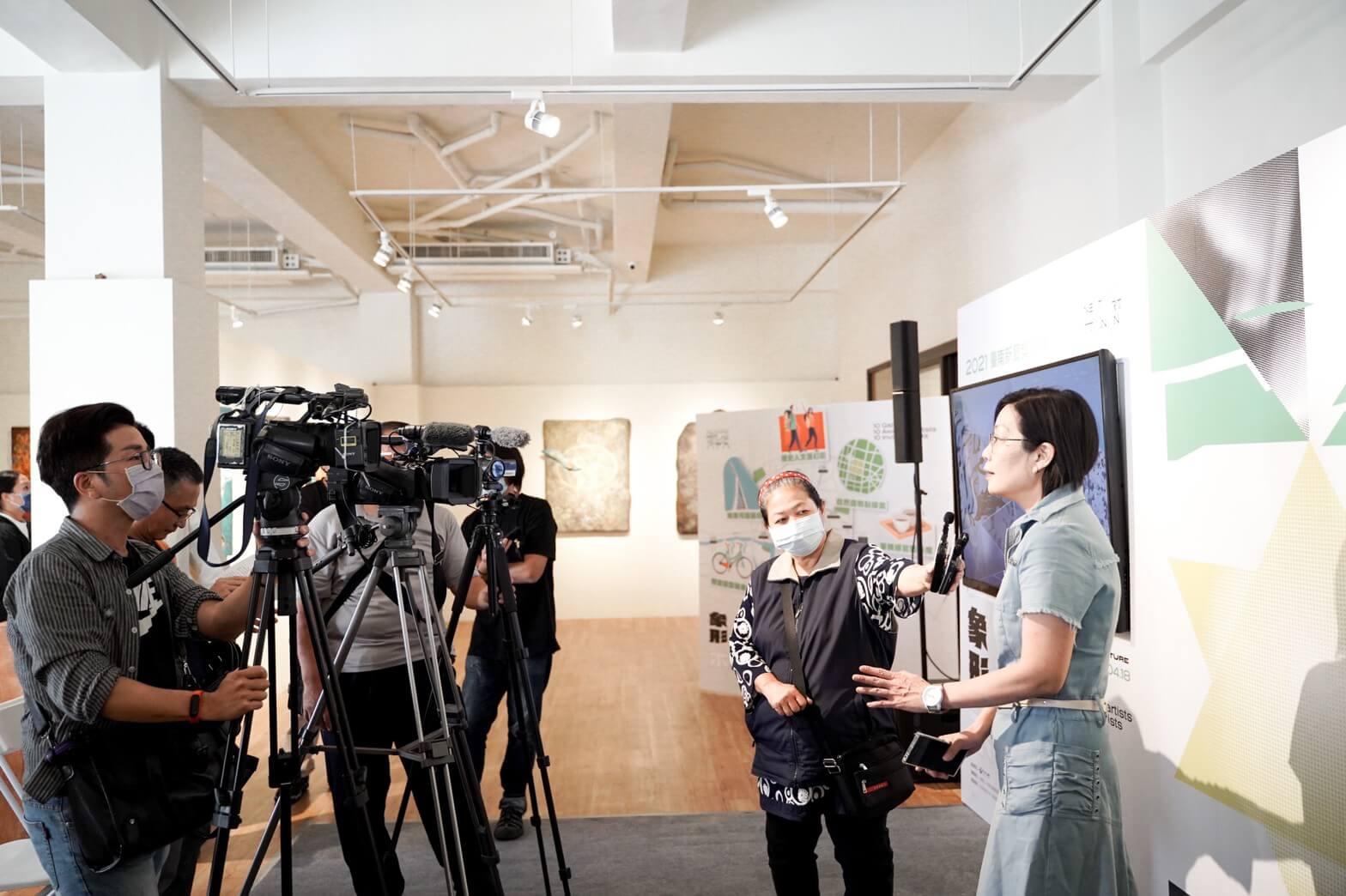 「2021 臺南新藝獎」:在文化共性中詮釋白盒子之外的當代創制