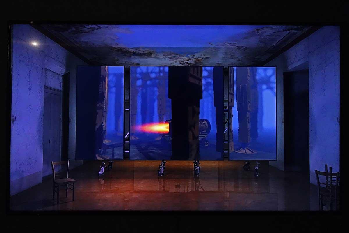 【 科幻與藝術結合 德國藝術家 Florian Claar 個展「乍現」正式於台灣登場】