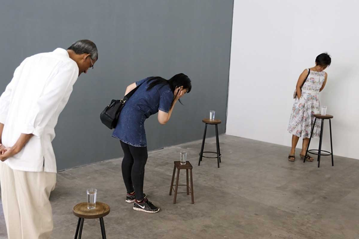 【 如果台灣真的出現了所謂的國際/南向藝術策略 務實的自我形塑系統 】