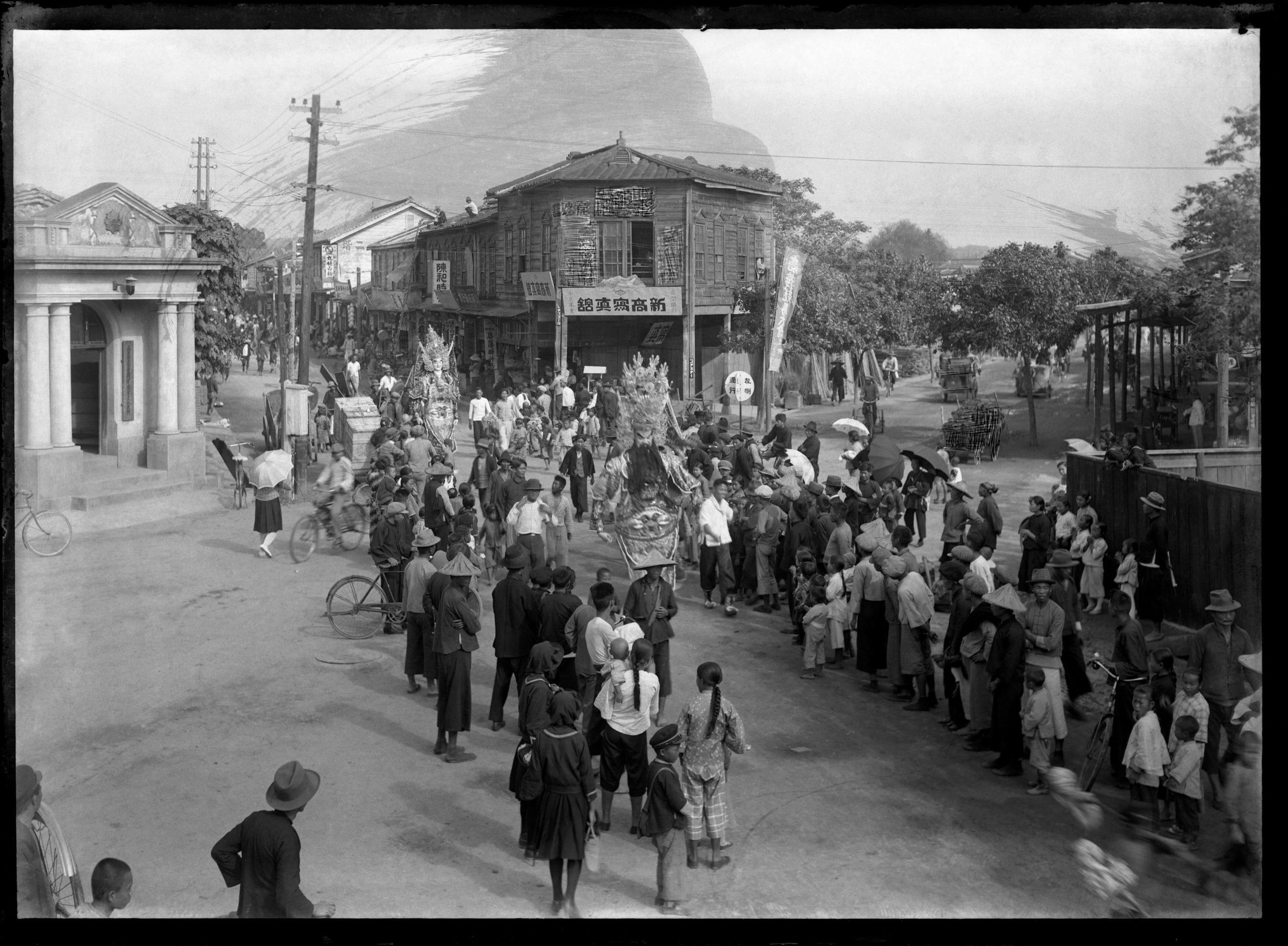 嘉義市立美術館:《捕風景的人—方慶綿的影像與復返》