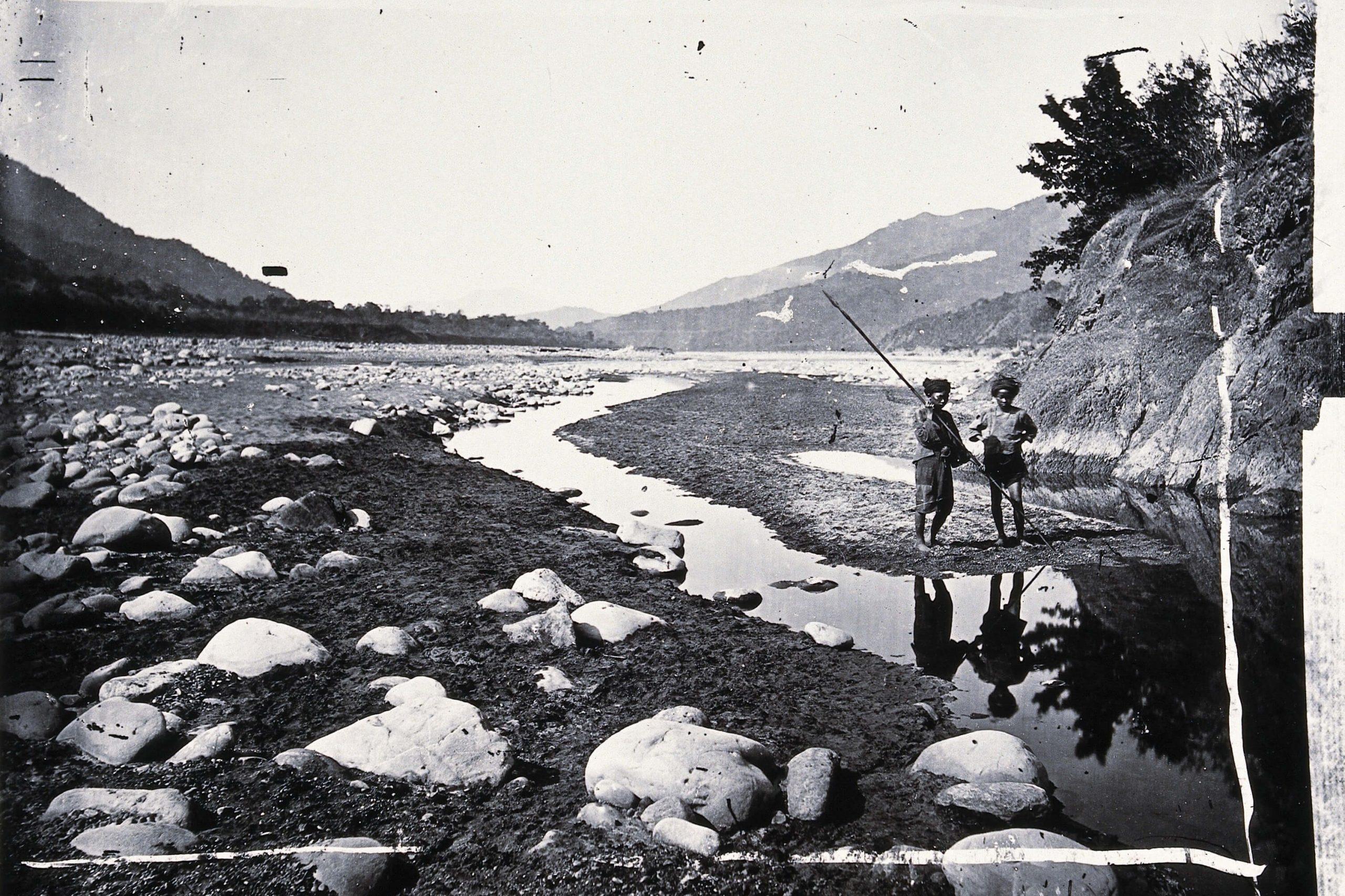 國家攝影文化中心臺北館「舉起鏡子迎上他的凝視—臺灣攝影首篇」