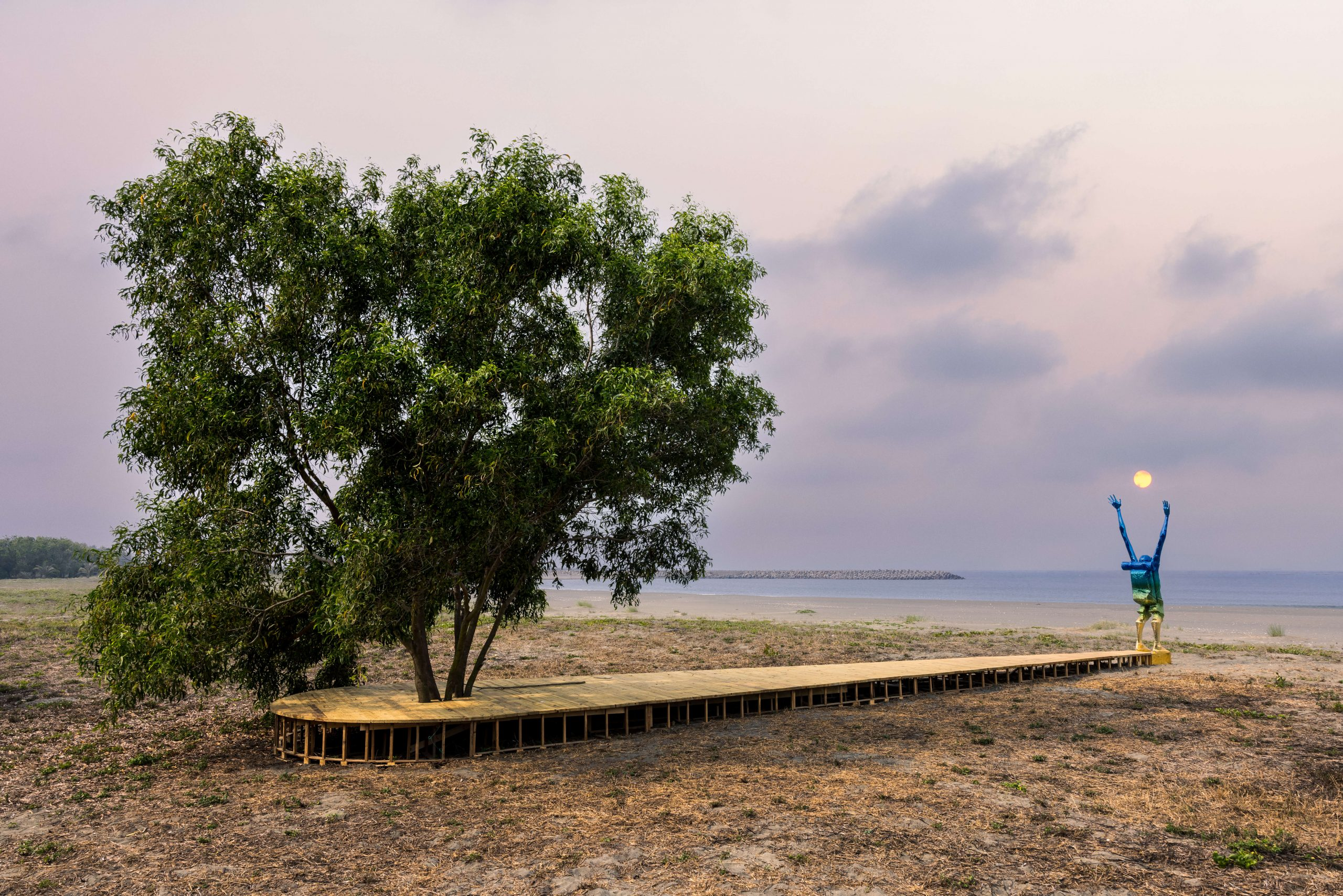 「2021漁光島藝術節」打造安棲之嶼!