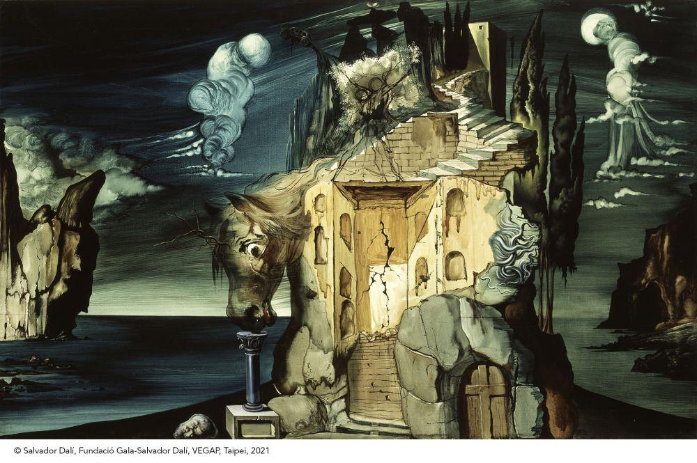 2021達利展 超現實夢境:達利畫作歷時9年終來台,將展出全套經典作《神曲》