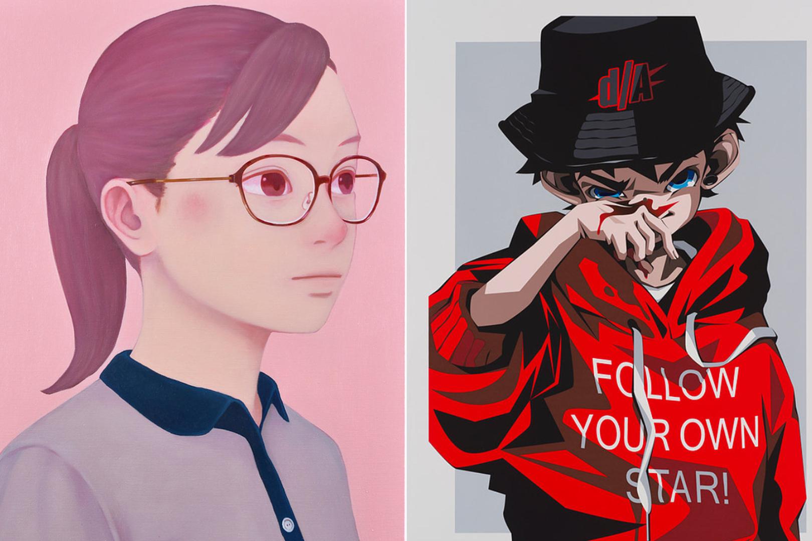 《動漫未來》席捲誠品畫廊!台日澳馬韓25位藝術家、百餘件動漫創作,打造奇幻二次元展覽