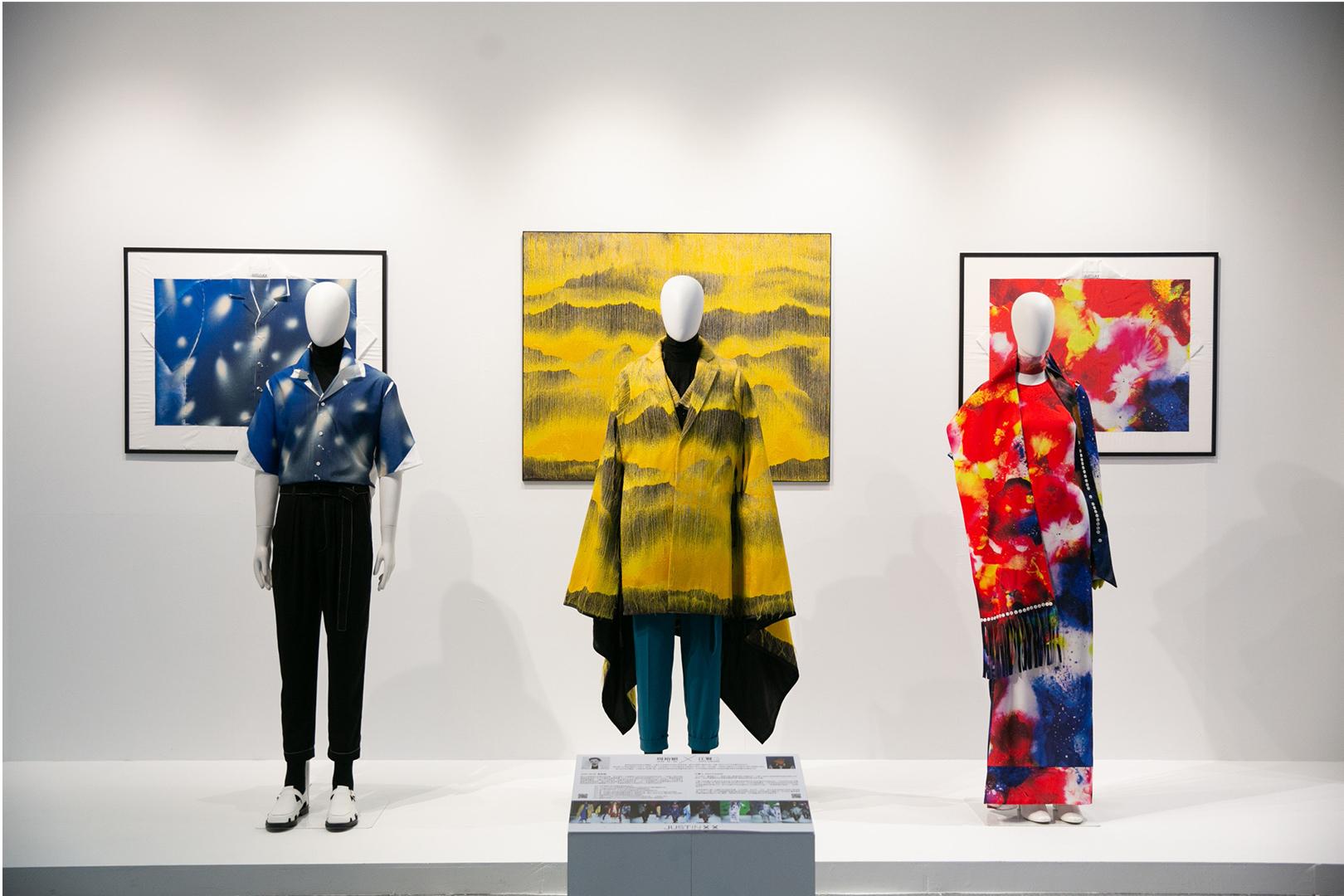ART TAIPEI 2021 時尚X藝術跨界特區6組藝術家創作結合6組臺灣服裝品牌,展現跨界整合的生命力!